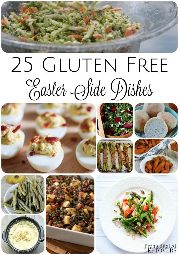 Gluten Free Easter Dinner  25 Gluten Free Easter Side Dishes Recipes