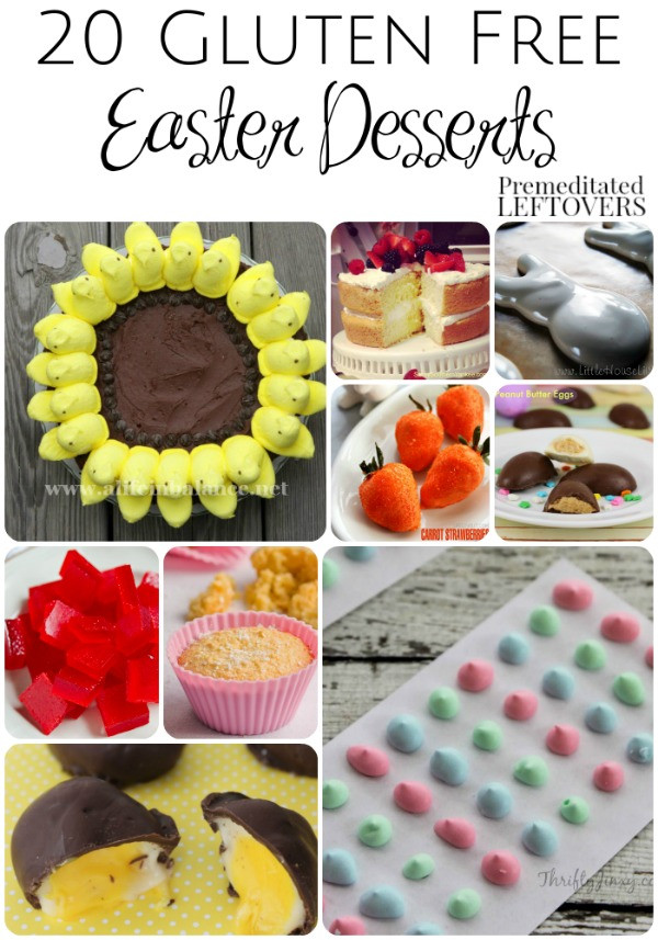 Gluten Free Easter Recipes  20 Gluten Free Easter Dessert Recipes