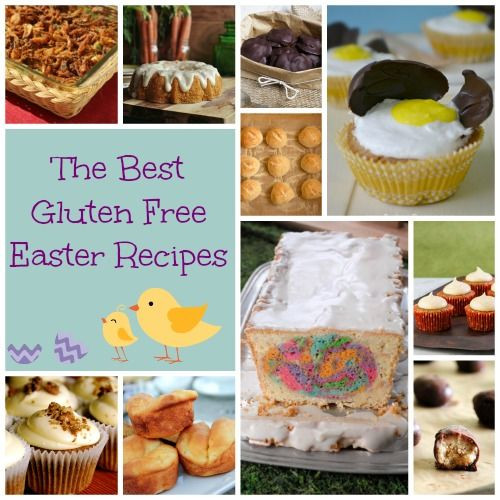 Gluten Free Easter Recipes  61 best Gluten Free Easter Recipes images on Pinterest