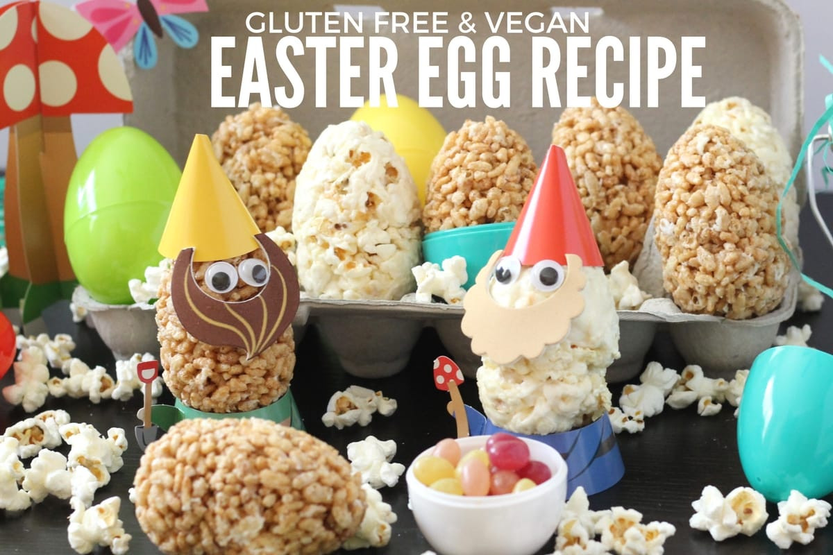Gluten Free Easter Recipes  Gluten Free & Vegan Easter Egg Recipe & Other Fun Ideas