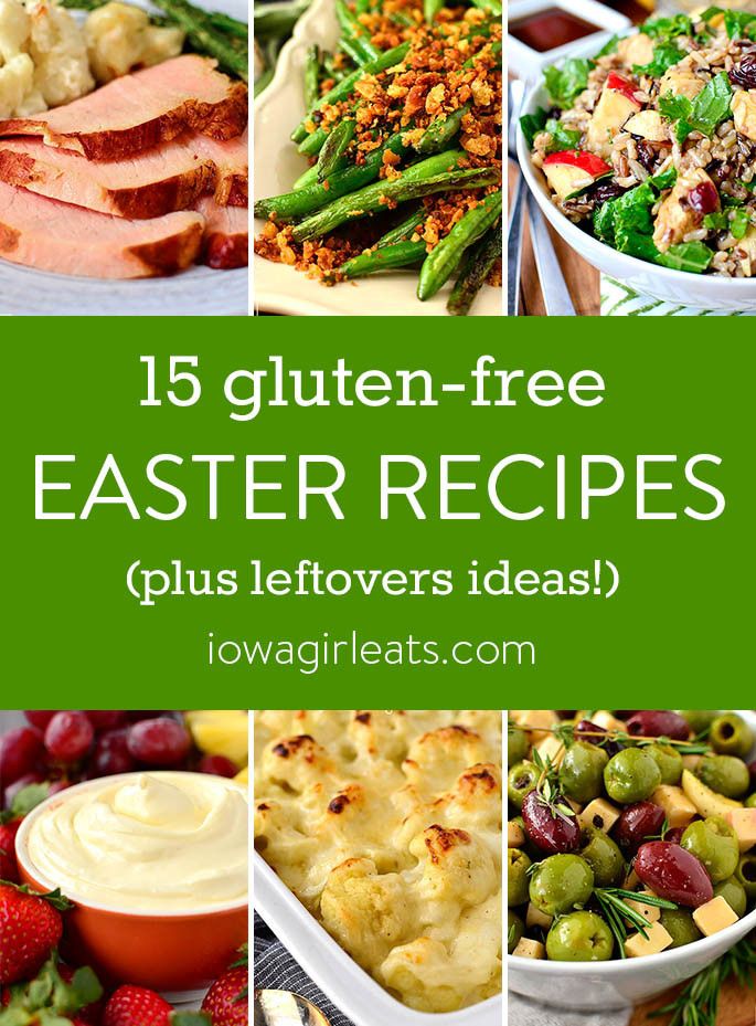 Gluten Free Easter Recipes  15 Gluten Free Easter Recipes You ll Love Plus Ideas for