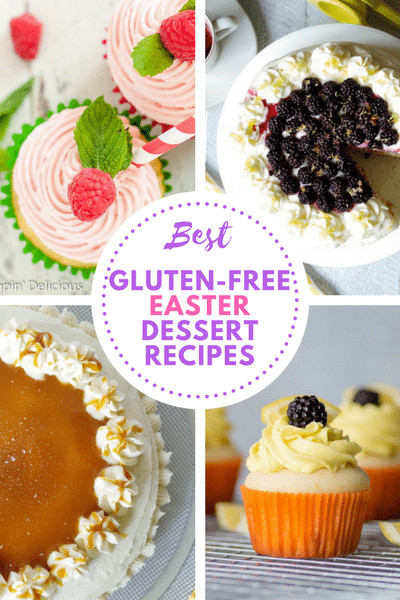 Gluten Free Easter Recipes  Best Gluten Free Easter Desserts