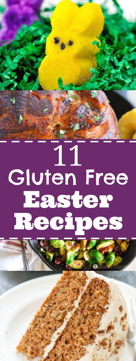 Gluten Free Easter Recipes  17 Best images about Ultimate Gluten Free Recipes on
