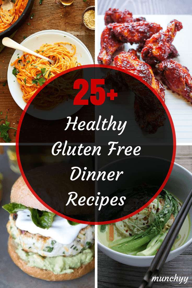 Gluten Free Healthy Recipes  25 Best Healthy Gluten Free Dinner Recipes Munchyy