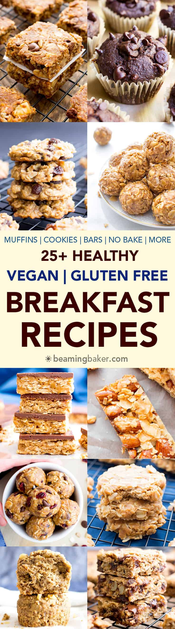 Gluten Free Healthy Recipes  25 Healthy Gluten Free Breakfast Recipes Vegan GF
