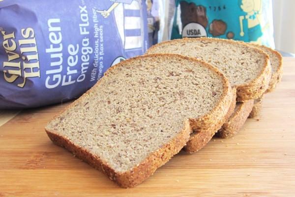 Gluten Free Organic Bread  Silver Hills Bakery Gluten Free Bread Whole Grain
