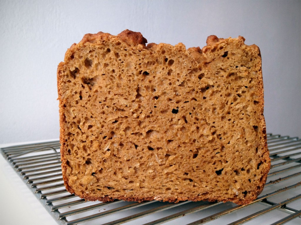 Gluten Free Organic Bread  The Truth About Saturday Mornings – Daddy Lessons