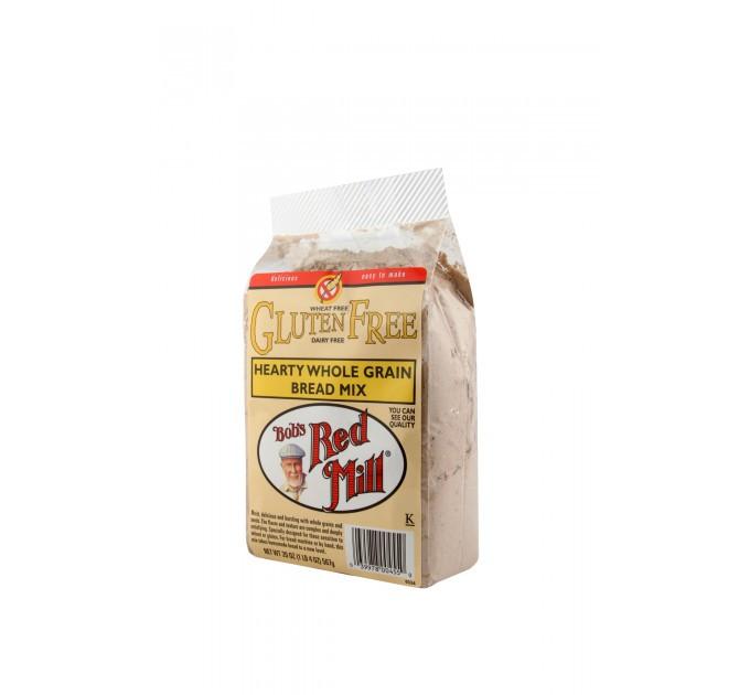 Gluten Free Organic Bread  Gluten Free Whole Grain Bread & Flour Mix