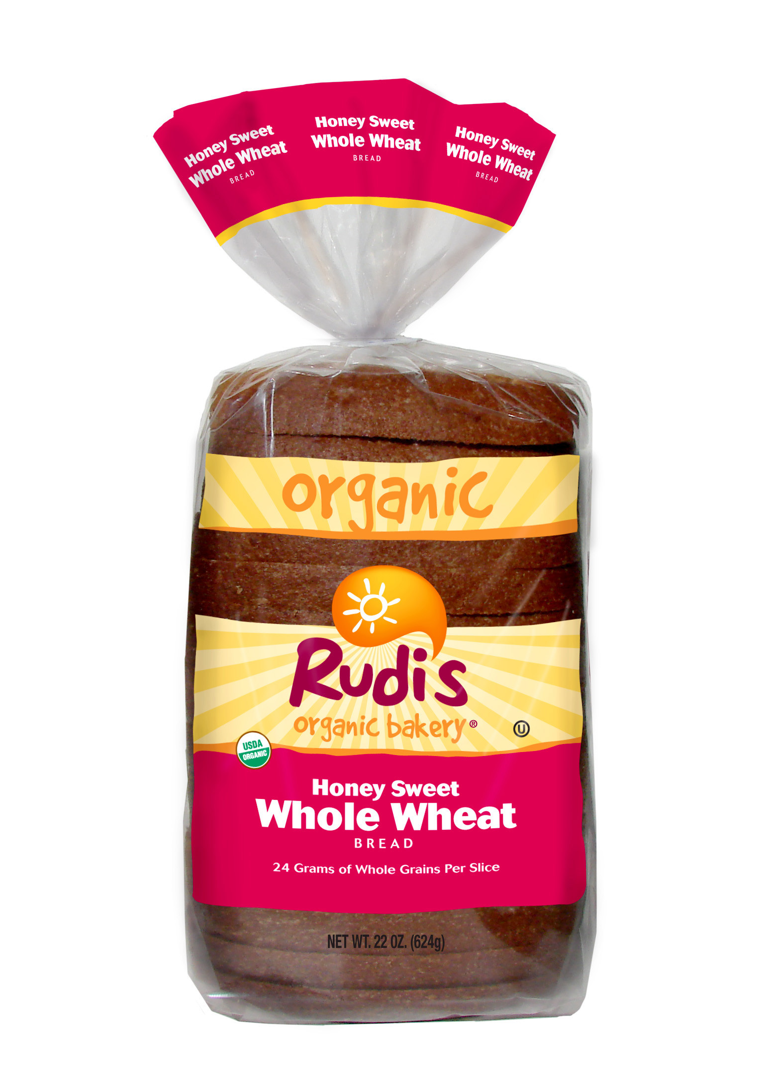 Gluten Free Organic Bread  Rudi s Organic and Gluten Free Bakery Breads Voted to KIWI