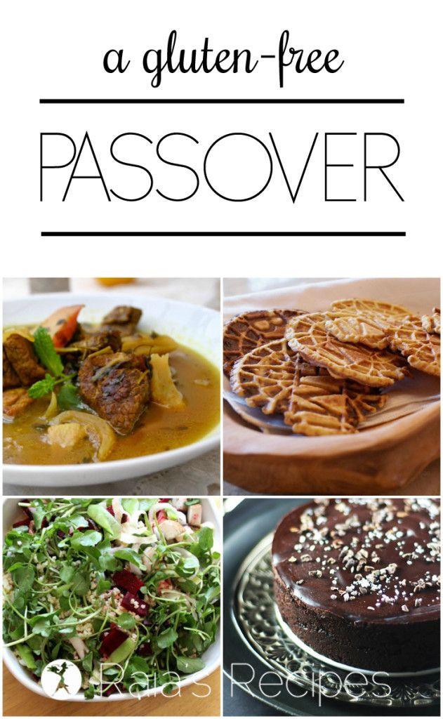 Gluten Free Passover Recipes  A Gluten Free Passover