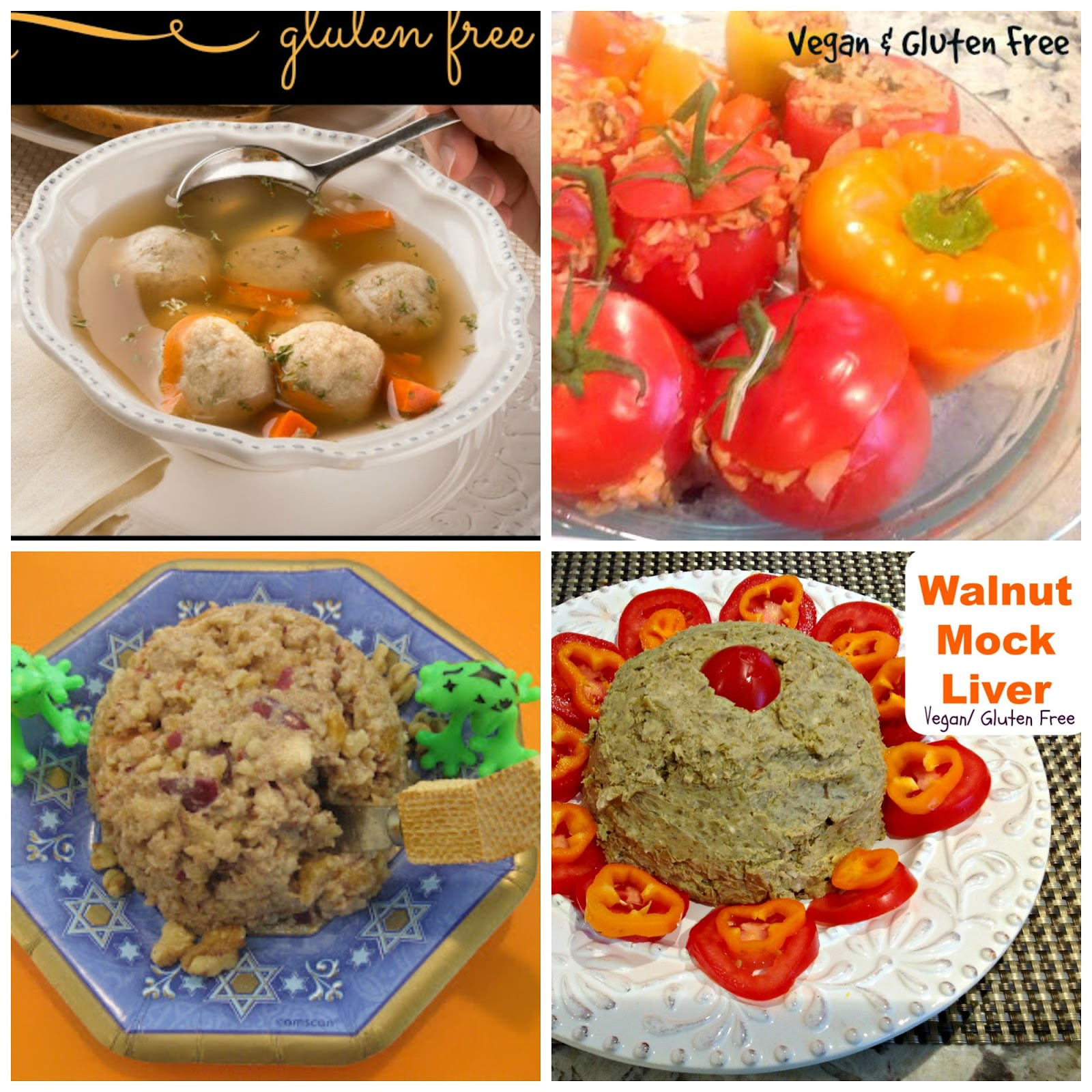 Gluten Free Passover Recipes  Gluten Free A Z Gluten Free and Ve arian Passover