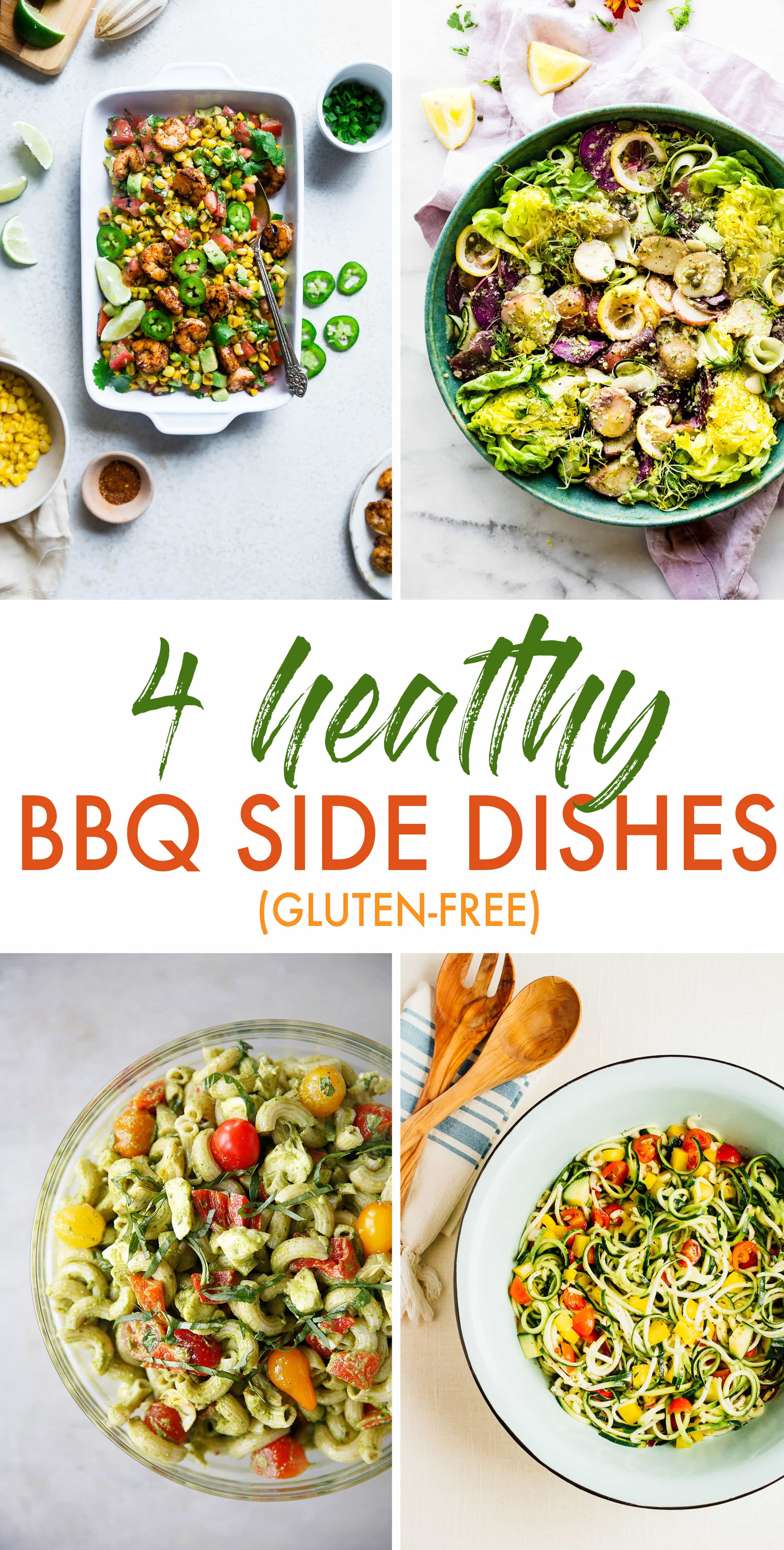 Gluten Free Side Dishes Summer  Mexican Corn Salad with Honey Lime Shrimp