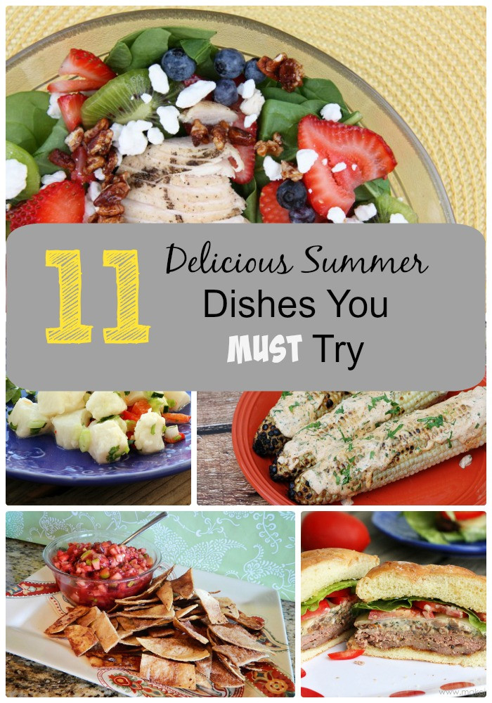 Gluten Free Side Dishes Summer  Delicious Summer Dishes