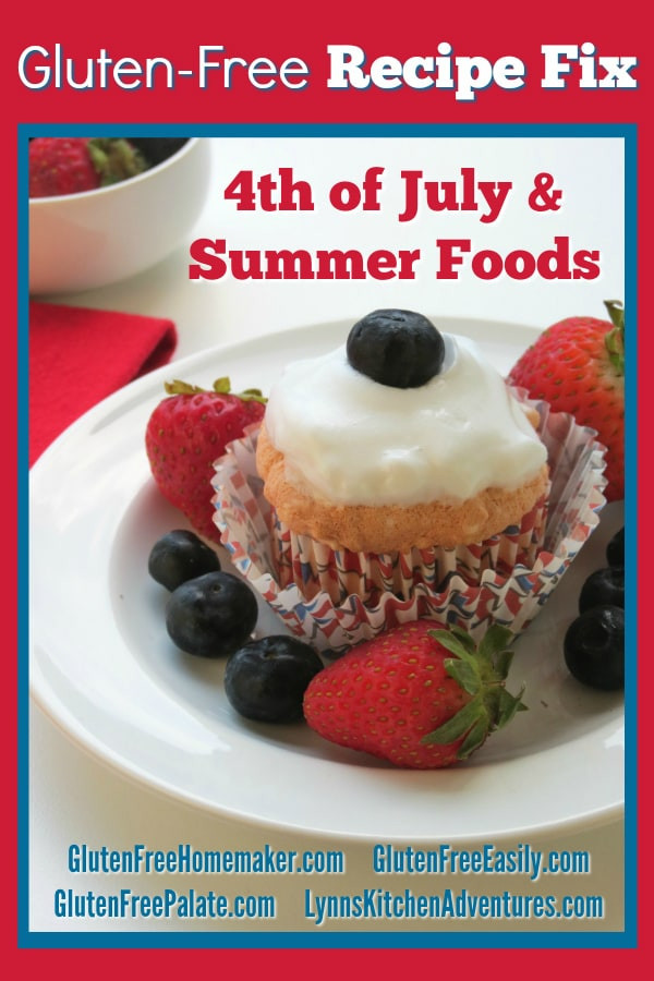 Gluten Free Summer Recipes  Gluten Free 4th of July and Summer Recipes