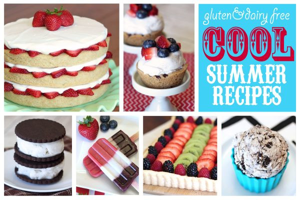 Gluten Free Summer Recipes  Gluten Free and Dairy Free Summer Recipes Ask Anna