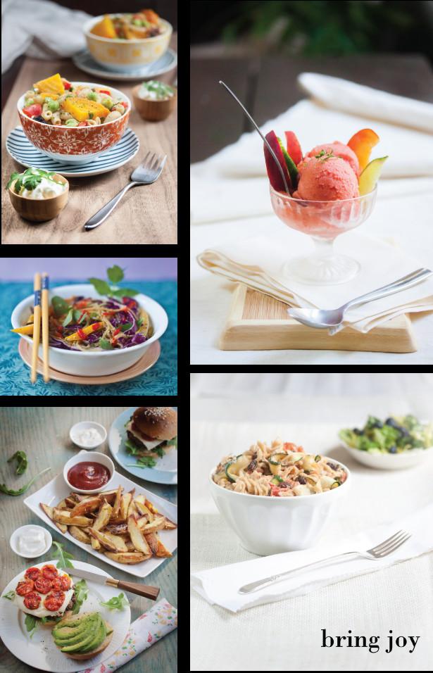 Gluten Free Summer Recipes  5 vegan gluten free summer recipes
