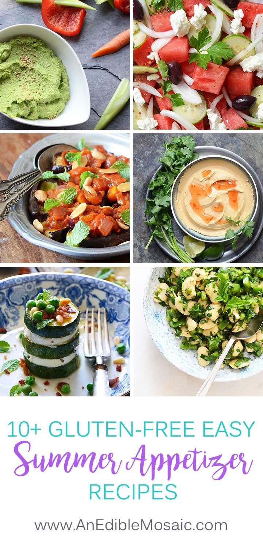 Gluten Free Summer Recipes  10 Gluten Free Easy Summer Appetizer Recipes
