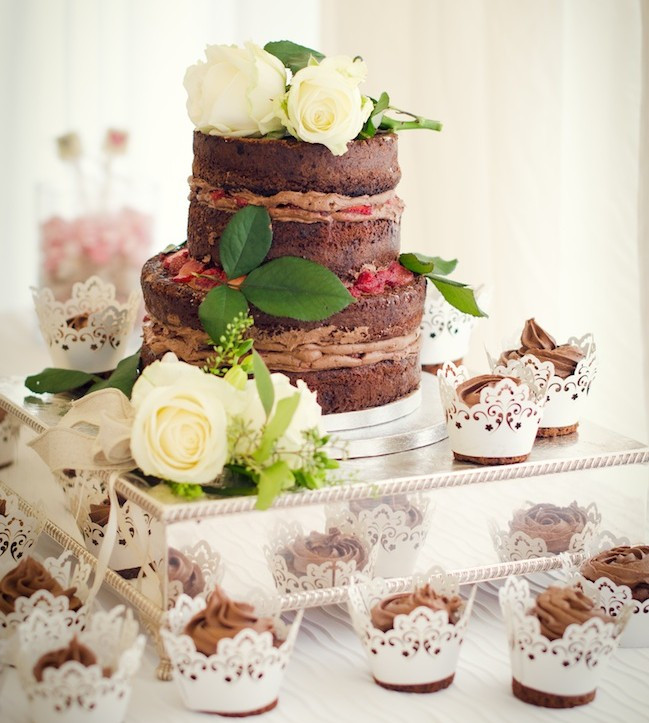 Gluten Free Wedding Cake Recipe  Gluten Free Chocolate Cake