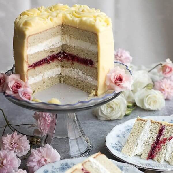 Gluten Free Wedding Cake Recipe  24 Homemade Wedding Cake Recipes Simple Healthy Gorgeous