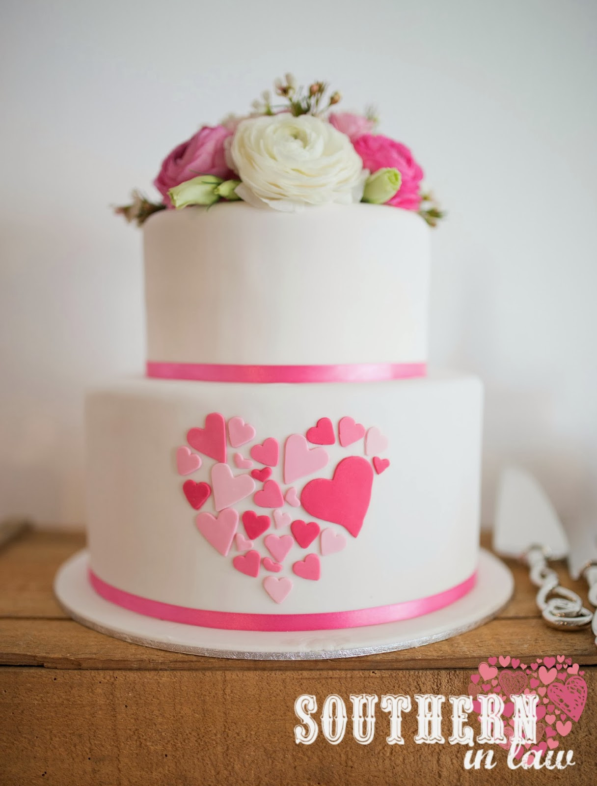 Gluten Free Wedding Cakes  Southern In Law Wedding Our Gluten Free Wedding Cake