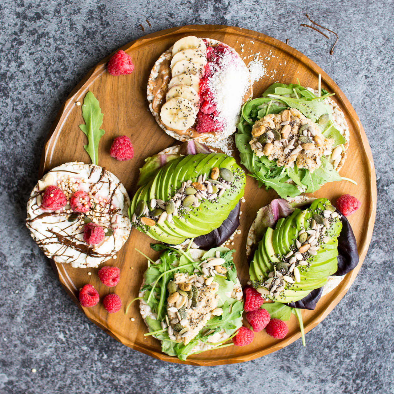Good And Healthy Snacks  The answer to the 3pm Cravings Healthy Ricecake Snacks