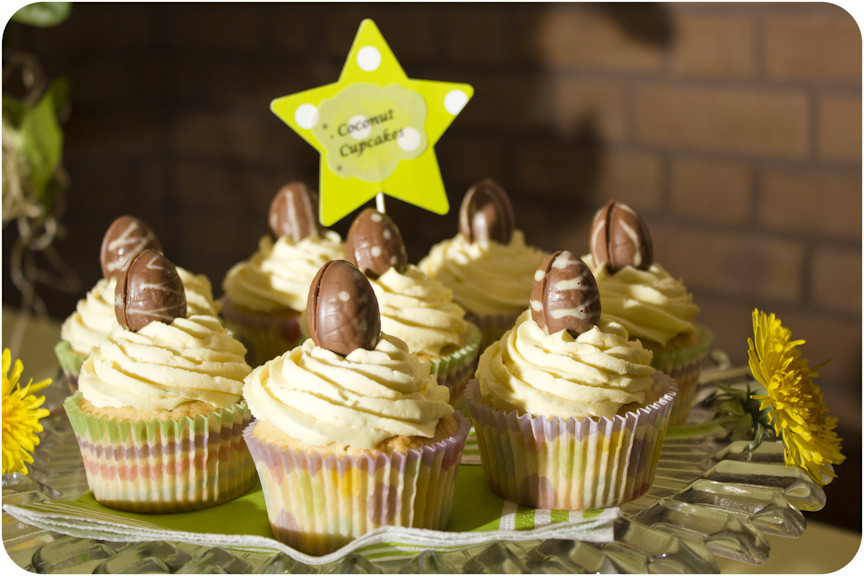 Good Easter Desserts  Cupcake Crazy Gem The Good Friday Feast An Easter