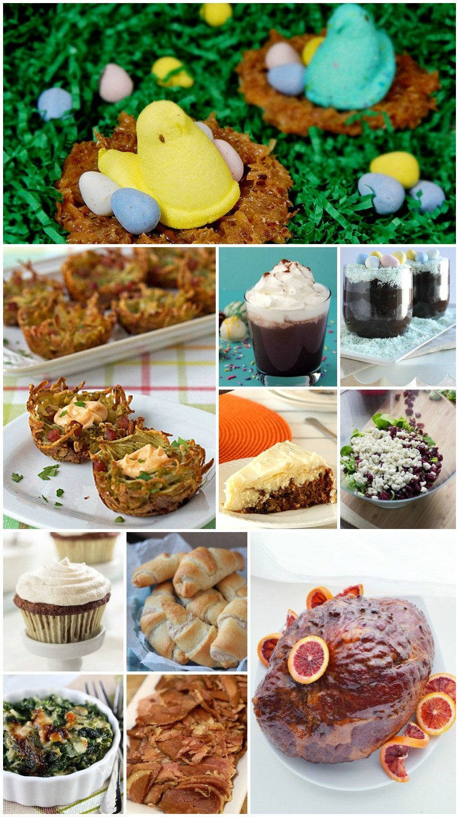 Good Easter Dinner Ideas  35 Easy Easter Recipes Rants From My Crazy Kitchen