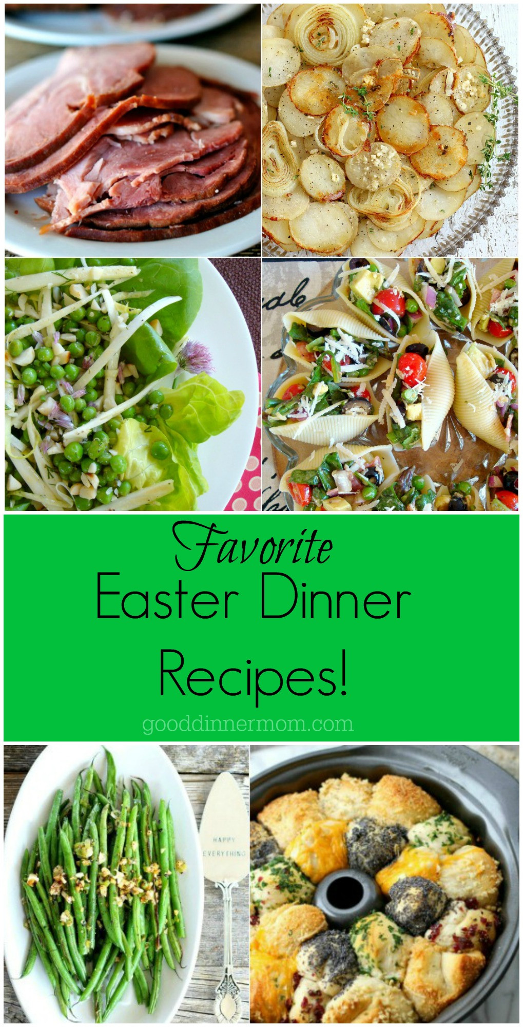 Good Easter Dinner Ideas  Easter Dinner Recipes – Good Dinner Mom