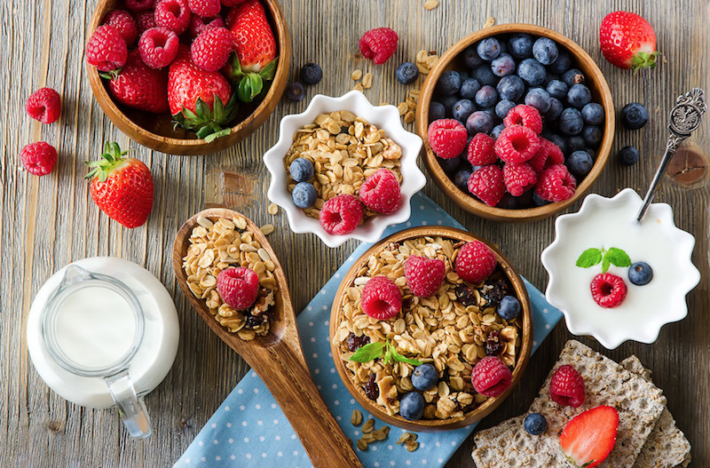 Good Healthy Breakfast Foods  Simple Tips for Choosing the Best Breakfast Foods Dr