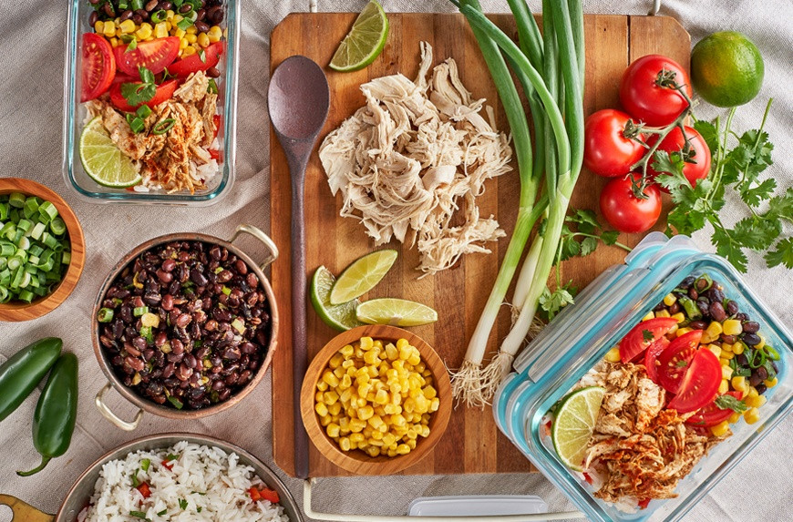 Good Healthy Lunches For Work  5 healthy work lunches under $3
