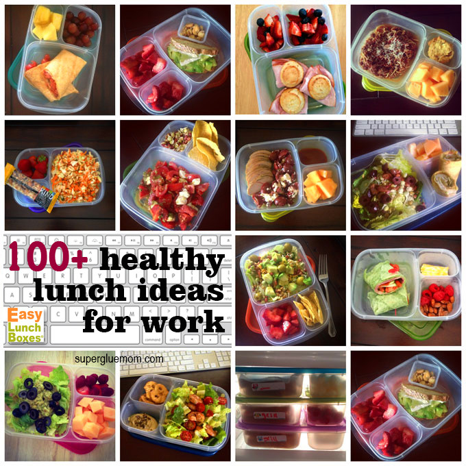 Good Healthy Lunches For Work  Over 100 of the best packed lunch ideas for work