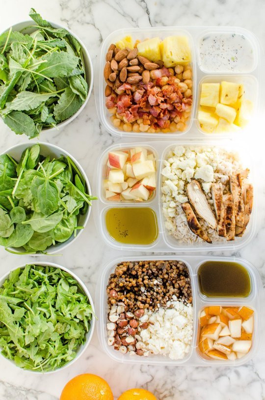 Good Healthy Lunches For Work  Over 50 Healthy Work Lunchbox Ideas Family Fresh Meals
