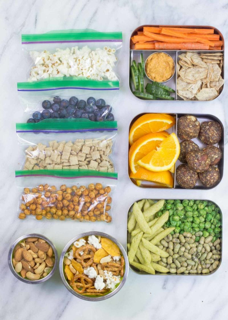 Good Healthy Snacks For Kids  14 Kid Friendly Snacks for Summer Sports