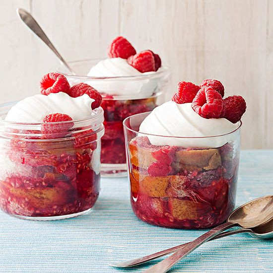 Good Summer Desserts  Pudding