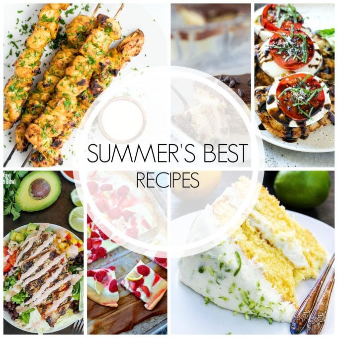 Good Summer Dinners Recipes  The BEST Recipes of the Summer Dinner at the Zoo