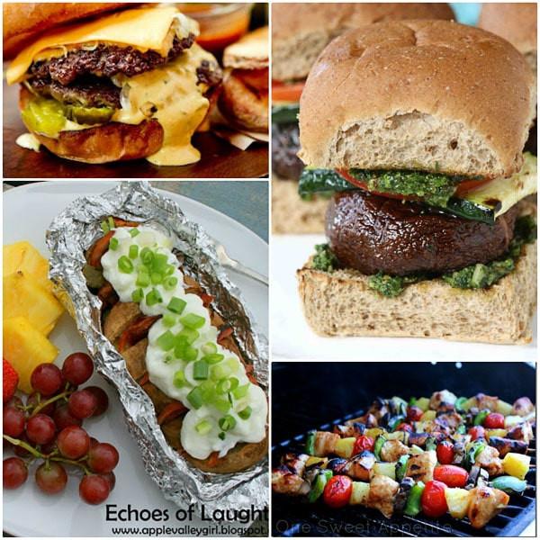 Good Summer Dinners  Great Ideas recipes crafts diy