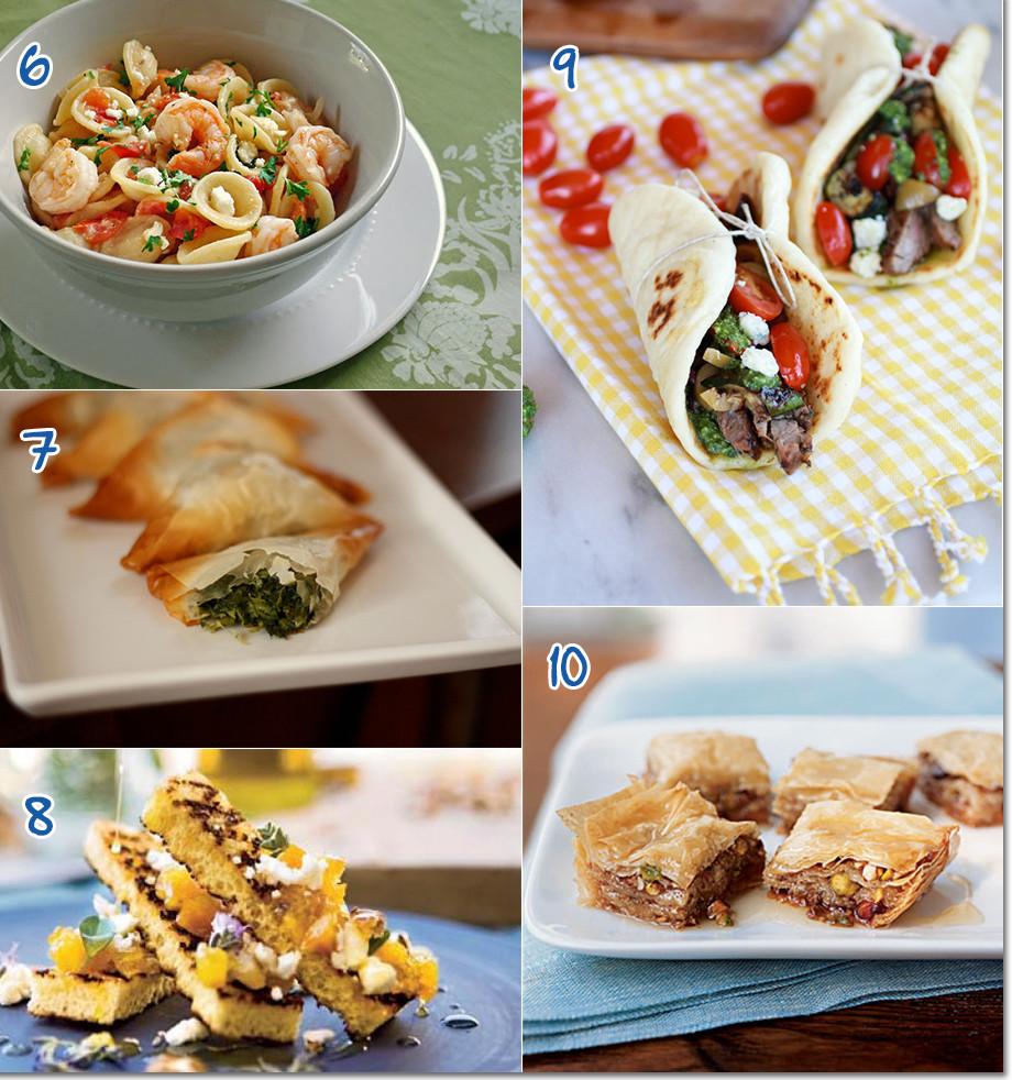 Good Summer Dinners  Summer Dinner Party Menu Ideas
