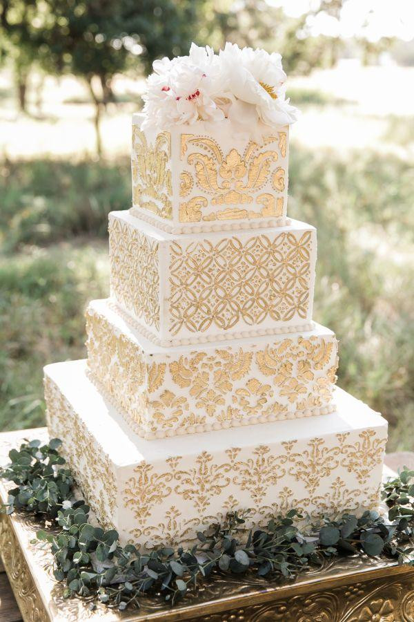 Gorgeous Wedding Cakes  25 Gorgeous Beautiful Wedding Cake Ideas