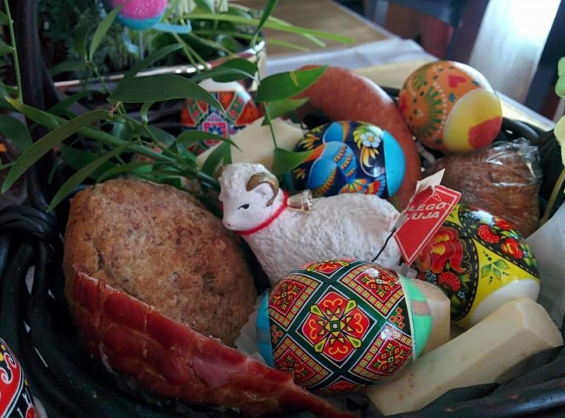 Grace For Easter Dinner  Easter Basket Blessing – The Free Spirit