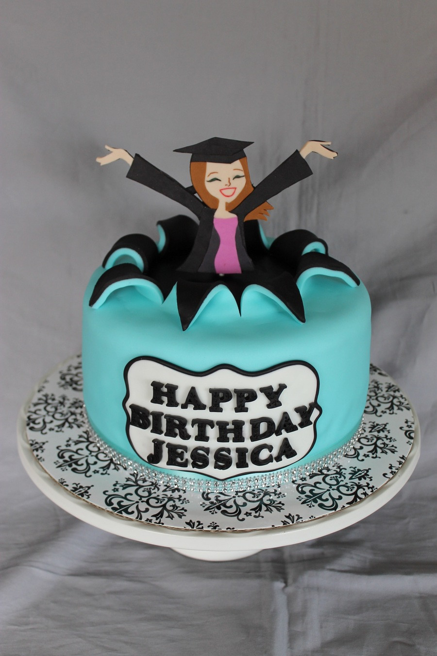 Graduation And Birthday Cake  Graduation birthday Cake CakeCentral