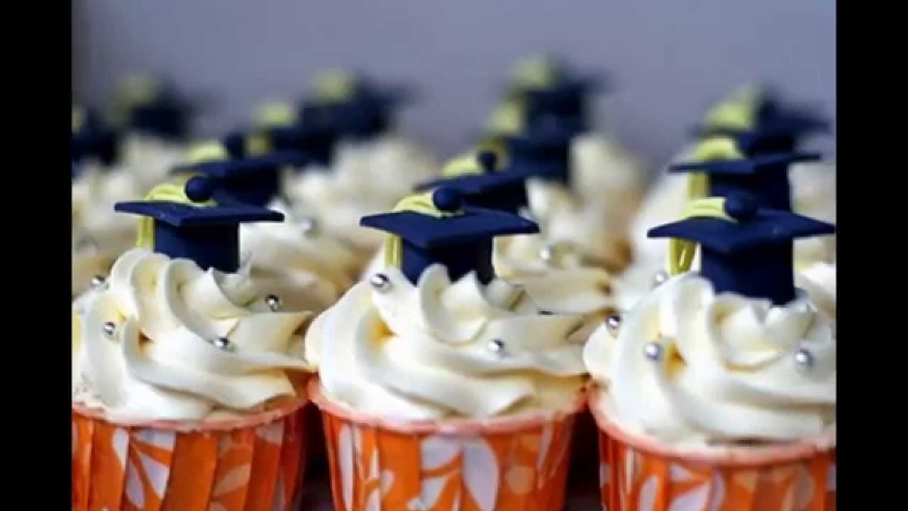 Graduation Cupcakes Decorating Ideas  Cupcakes Graduation Decorating Ideas from GradPlanet