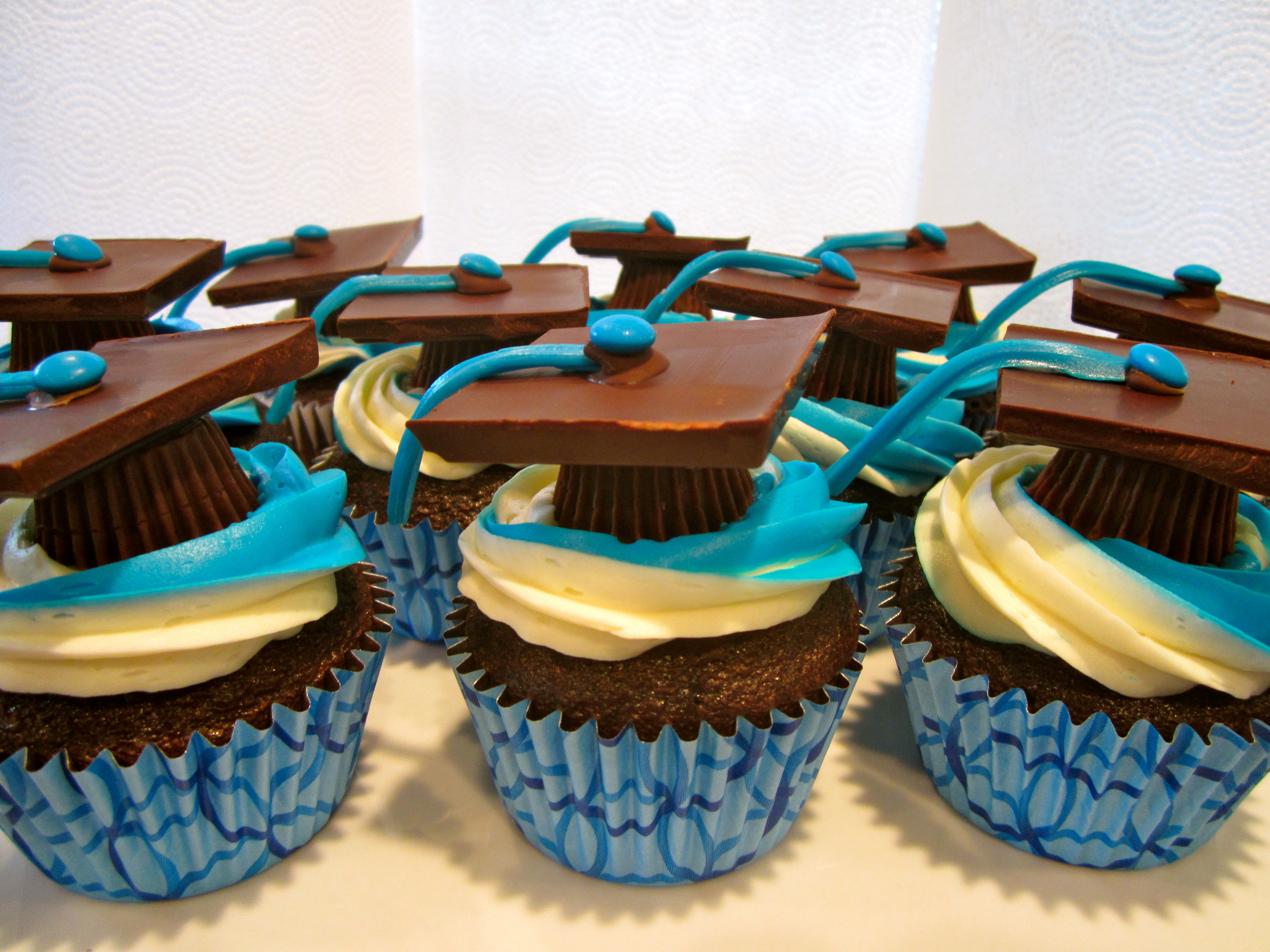 Graduation Cupcakes Ideas  Graduation