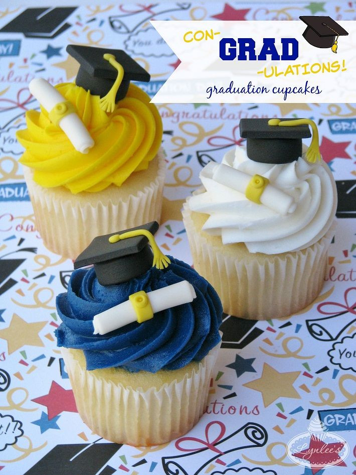 Graduation Cupcakes Ideas  Best 25 Graduation cupcakes ideas on Pinterest