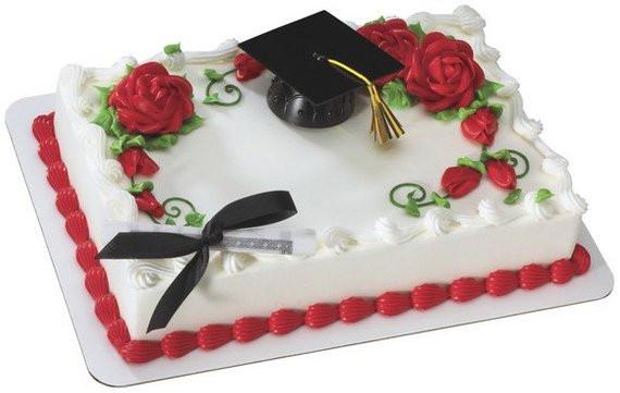 Graduation Cupcakes Walmart  Graduation Cake Topper Kit Graduation Cap and Diploma Cake