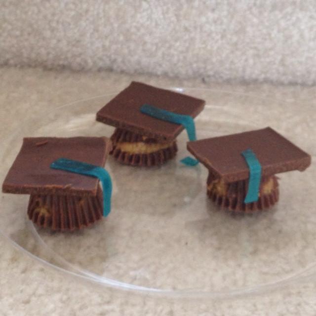 Graduation Dessert Ideas  Pinterset Graduation Desserts