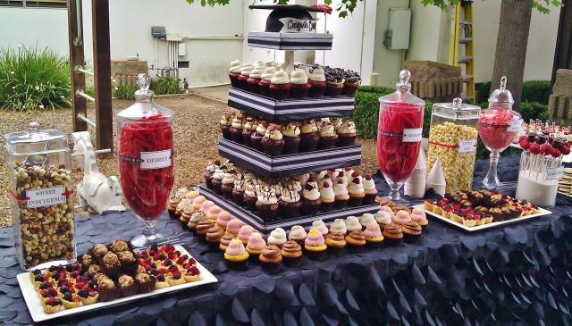 Graduation Dessert Table  Festa di laurea 4 consigli per organizzarne una perfetta