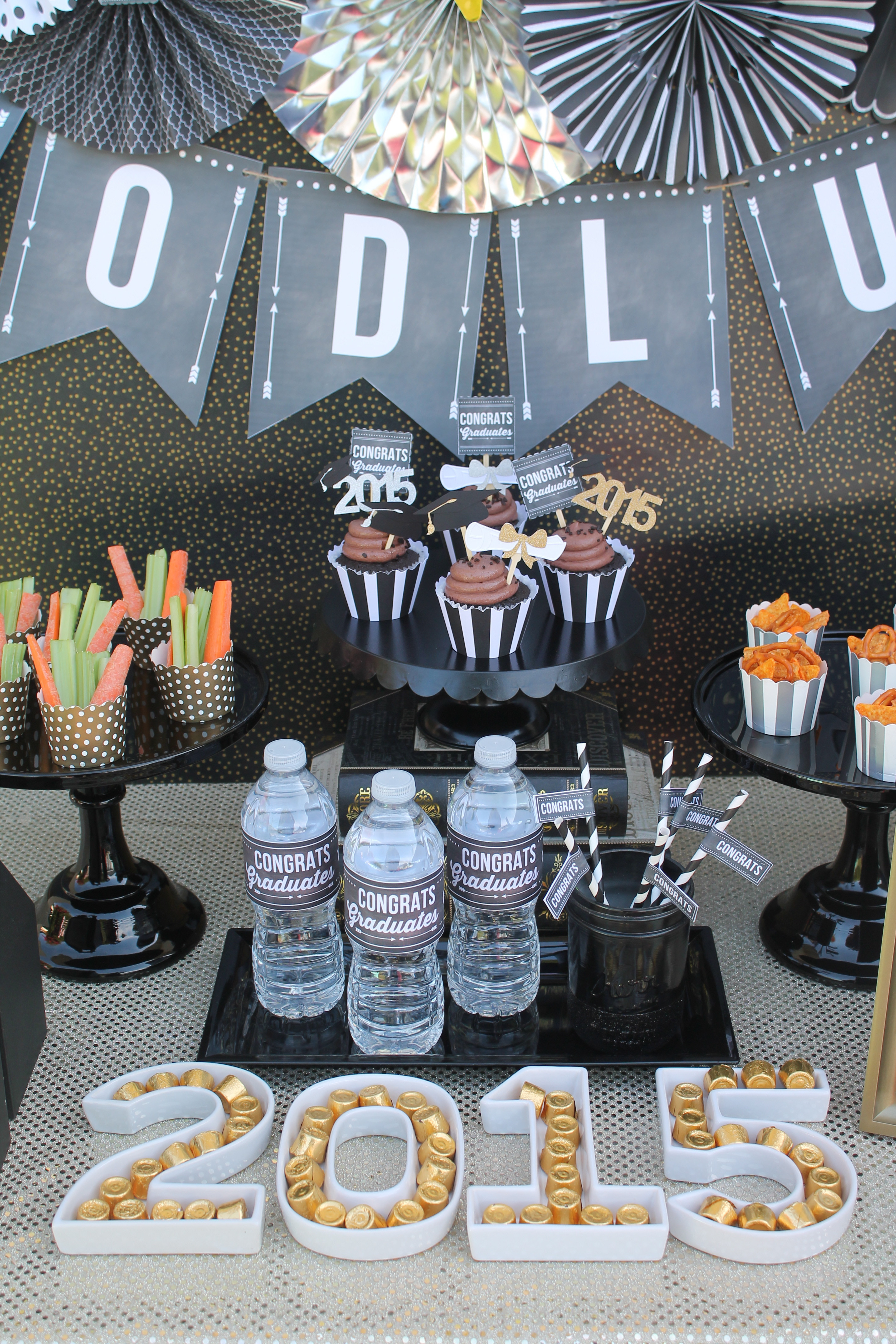 Graduation Dessert Table Ideas  Graduation Party Ideas Free Printables