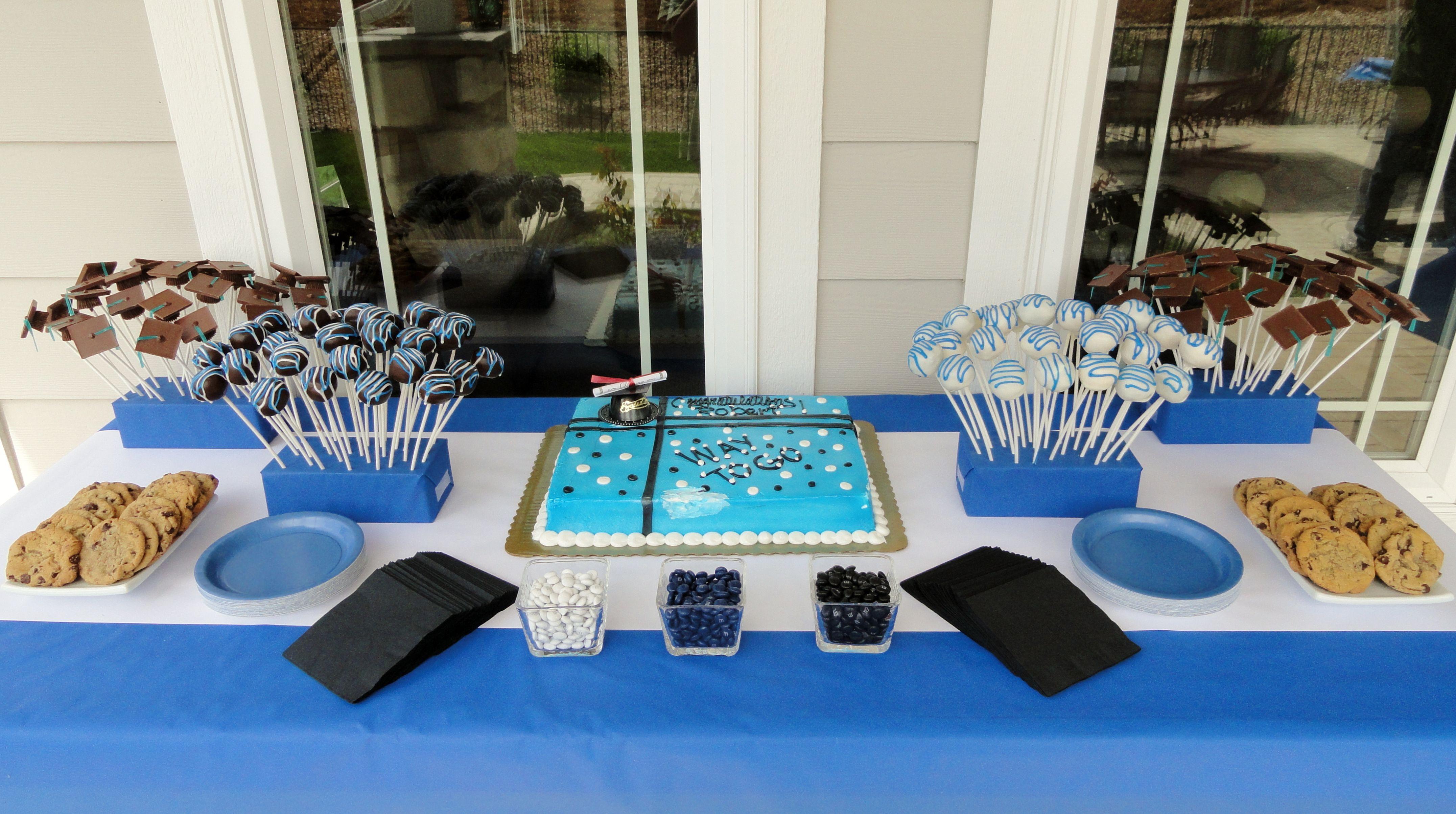 Graduation Dessert Table Ideas  Graduation dessert table Recipes