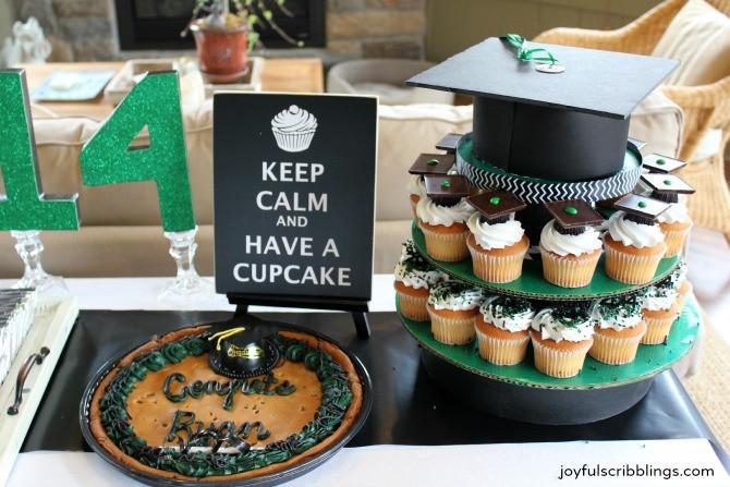 Graduation Dessert Table  Graduation Party Tips What Nobody Tells You JOYFUL