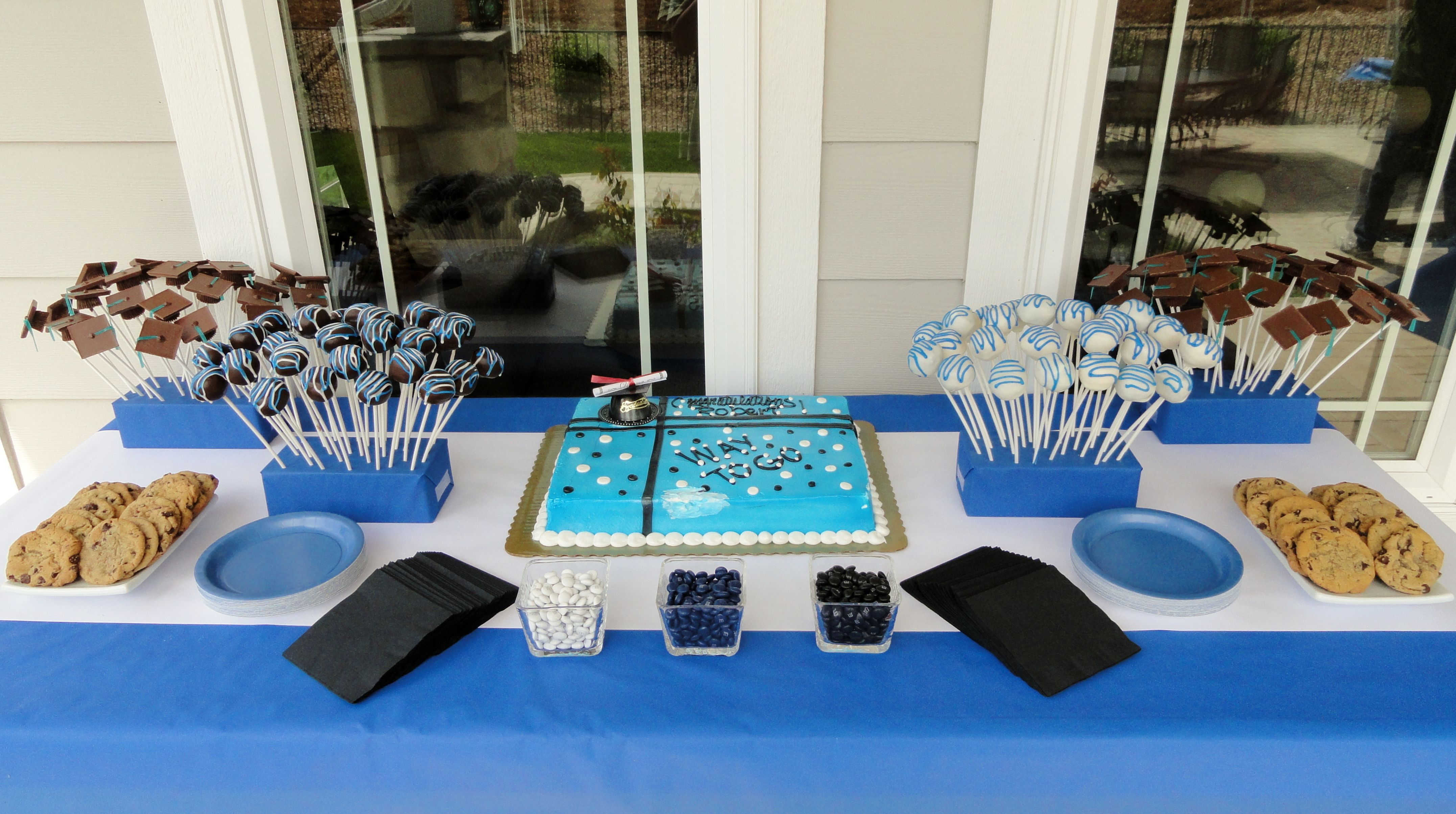 Graduation Dessert Table  Graduation dessert table Recipes